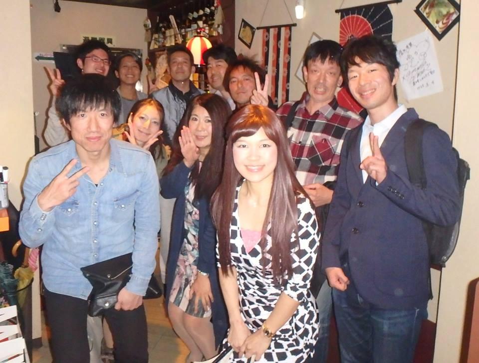 与沢塾忘年会2015