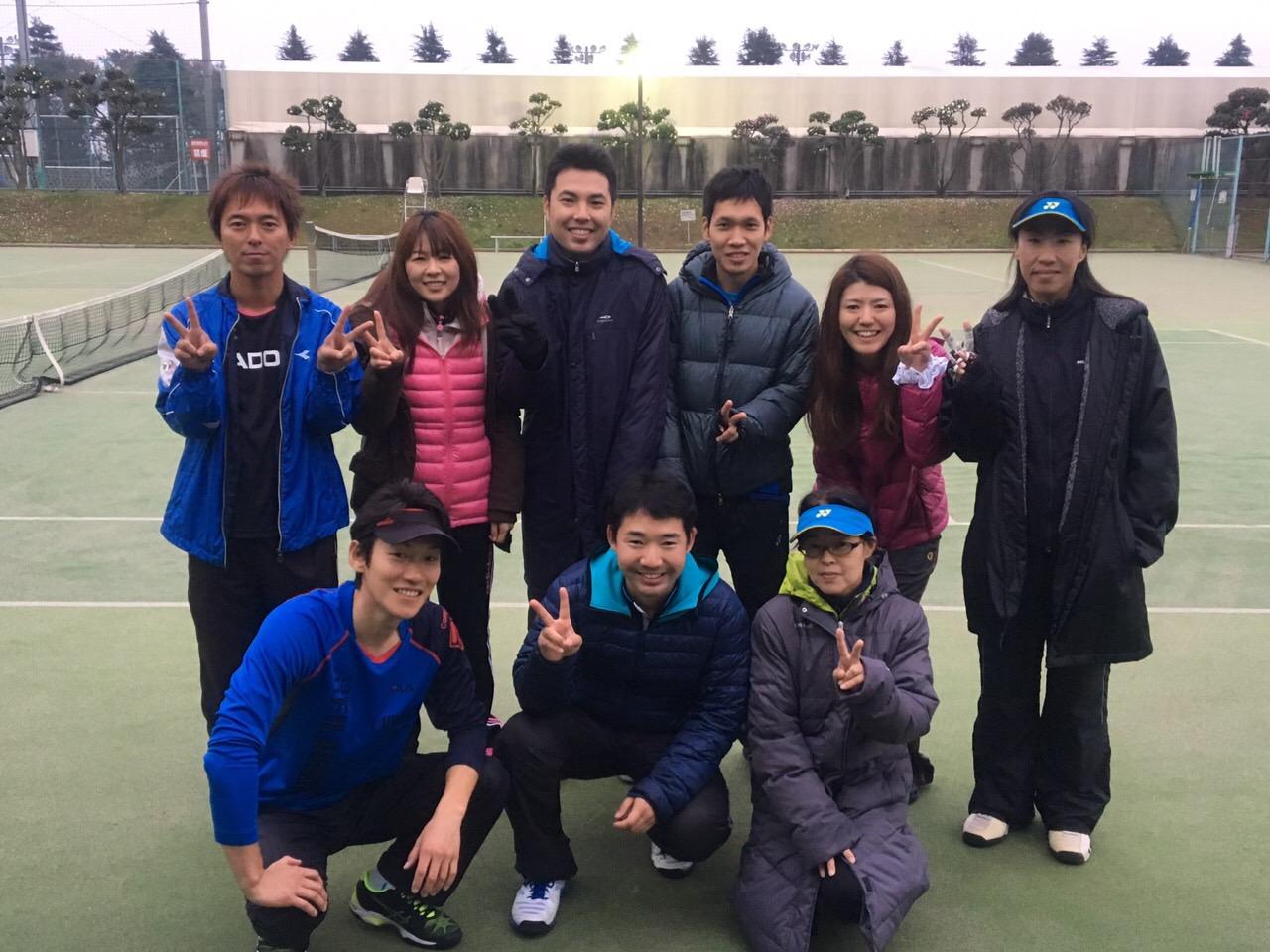 2015年船橋市民テニス団体戦