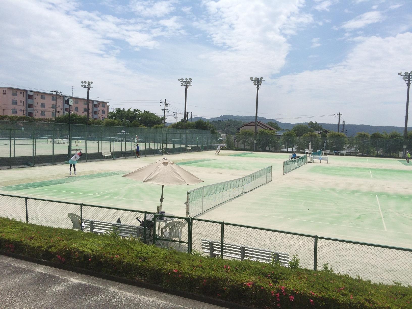 旭が丘テニスクラブ平日練習会