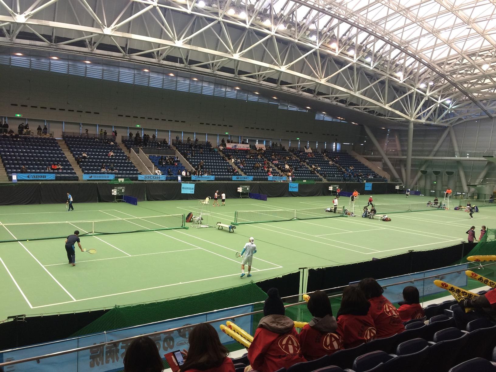 日本テニスリーグ