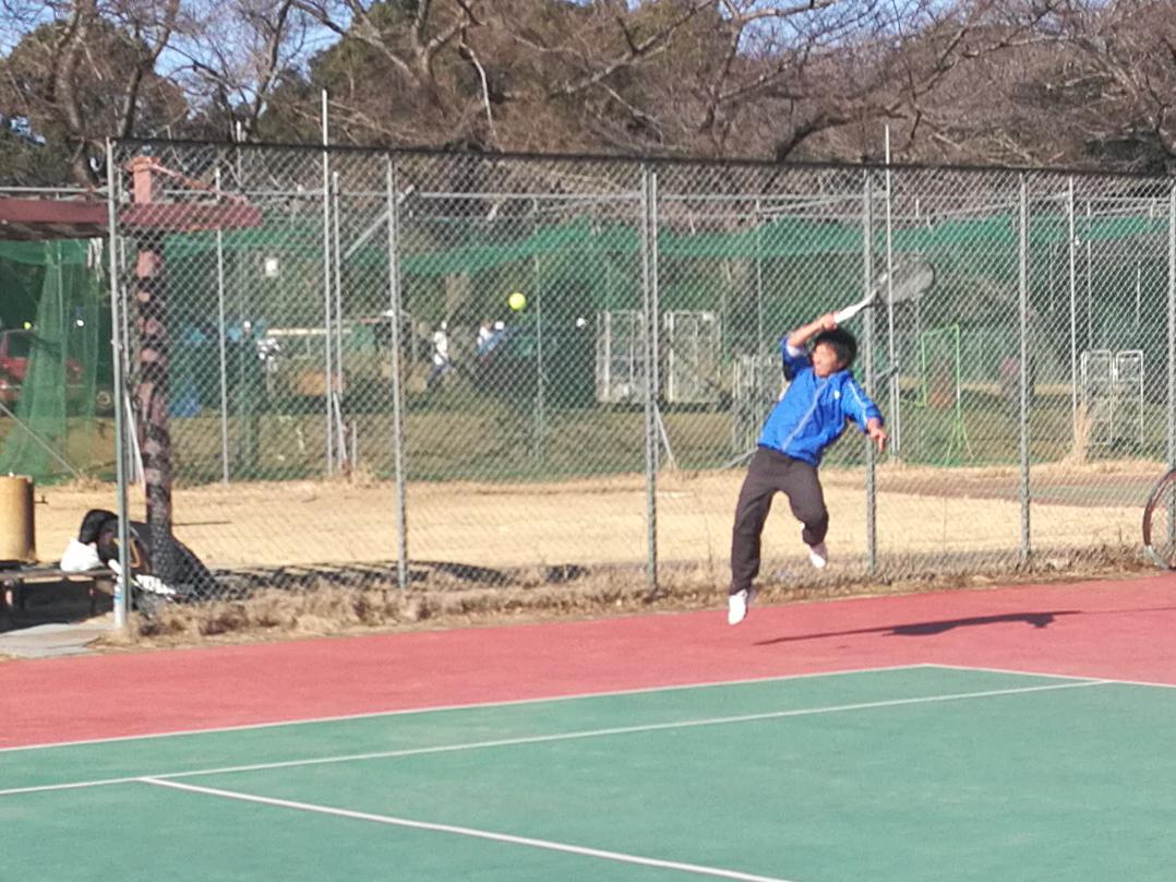 第2回 テニコミカップ 男子ダブルス